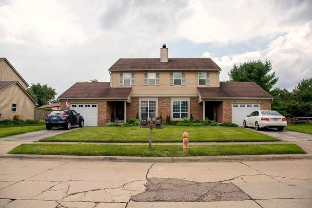 7687 Sweetwood Court, Dublin, OH 43016 (MLS #221027799) :: CARLETON REALTY