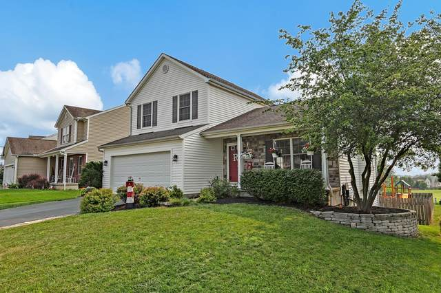 1833 Salt Lick Drive, Lancaster, OH 43130 (MLS #221027804) :: Jamie Maze Real Estate Group