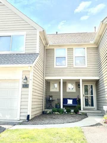 3433 Eastwoodlands Trail, Hilliard, OH 43026 (MLS #221027814) :: The Raines Group