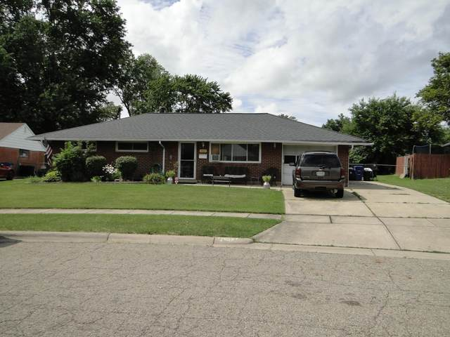 1805 Steckel Road, Reynoldsburg, OH 43068 (MLS #221027846) :: The Holden Agency