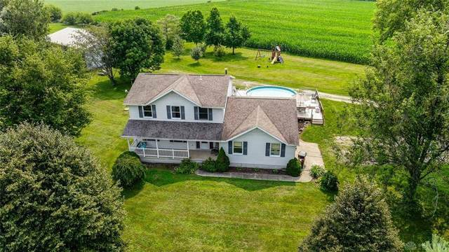 3936 Rife Road, Cedarville, OH 45314 (MLS #221027848) :: The Raines Group