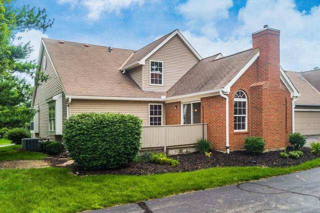 6406 Mount Royal Avenue, Westerville, OH 43082 (MLS #221027855) :: The Raines Group