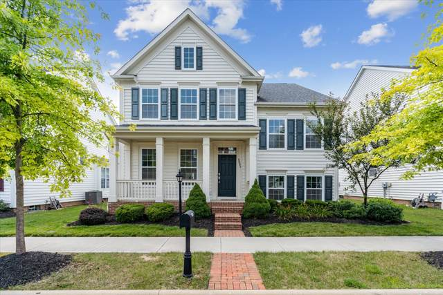 5093 Hearthstone Park Drive, New Albany, OH 43054 (MLS #221027865) :: RE/MAX ONE