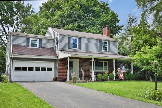 161 S Harding Road, Columbus, OH 43209 (MLS #221027884) :: Jamie Maze Real Estate Group