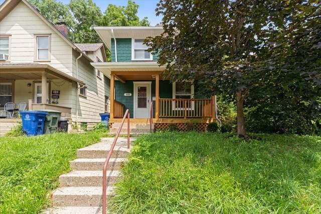408 E Maynard Avenue, Columbus, OH 43202 (MLS #221027885) :: Jamie Maze Real Estate Group