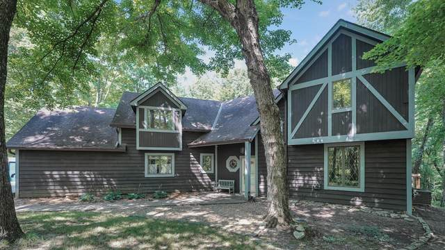 333 Fern Hill Drive, Granville, OH 43023 (MLS #221027933) :: Exp Realty