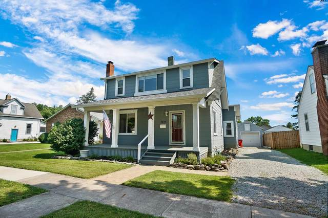 3614 Midland Street, Grove City, OH 43123 (MLS #221027937) :: CARLETON REALTY
