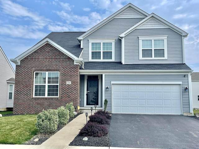 6008 Deansboro Drive, Westerville, OH 43081 (MLS #221027956) :: RE/MAX Metro Plus