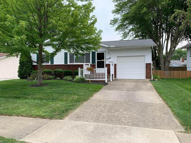 3466 Farley Drive, Hilliard, OH 43026 (MLS #221027978) :: Exp Realty