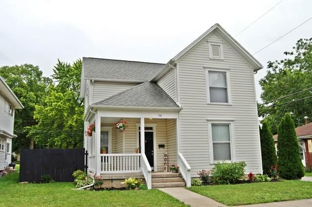 116 N Park Street, Bellefontaine, OH 43311 (MLS #221027981) :: CARLETON REALTY