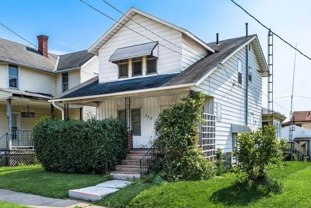 258 Oakwood Avenue, Newark, OH 43055 (MLS #221027992) :: Exp Realty