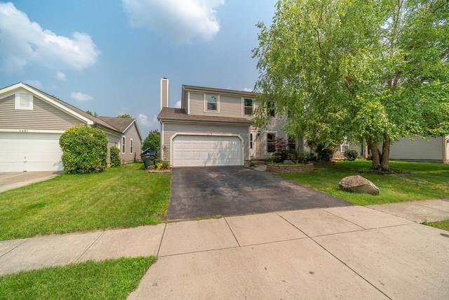 1475 Clovenstone Drive, Worthington, OH 43085 (MLS #221027995) :: RE/MAX Metro Plus
