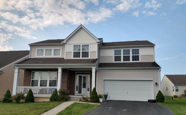 6065 Fallsburg Drive, Westerville, OH 43081 (MLS #221027996) :: Exp Realty