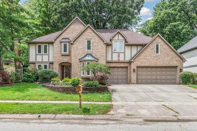 8161 Linden Leaf Circle, Columbus, OH 43235 (MLS #221027997) :: Exp Realty