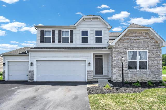 7137 Lilly Place, Lewis Center, OH 43035 (MLS #221027998) :: Core Ohio Realty Advisors