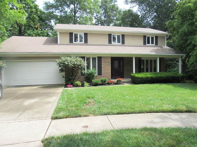 1592 Fawn Court, Worthington, OH 43085 (MLS #221028001) :: Exp Realty