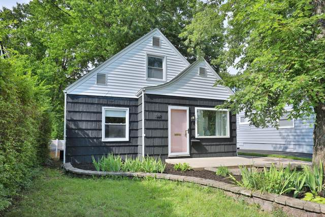 302 Chase Road, Columbus, OH 43214 (MLS #221028020) :: Exp Realty