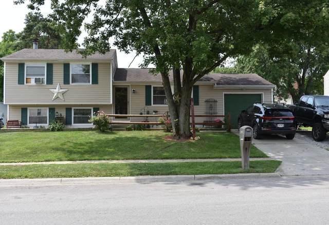 2657 Blue Rock Boulevard, Grove City, OH 43123 (MLS #221028025) :: RE/MAX Metro Plus