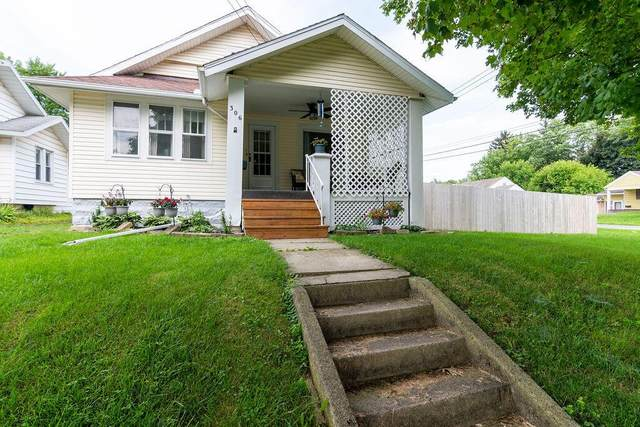 306 Spencer Street, Marion, OH 43302 (MLS #221028029) :: Signature Real Estate