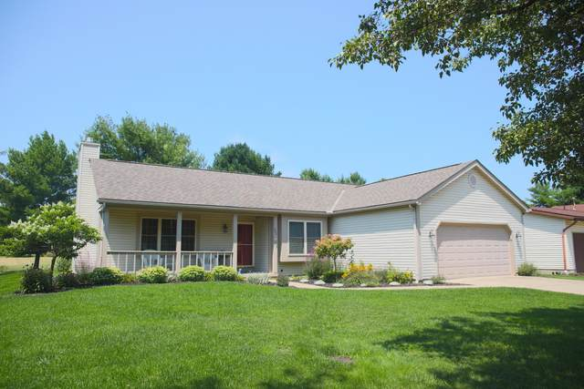 305 Cottontail Drive, Sunbury, OH 43074 (MLS #221028046) :: Sam Miller Team