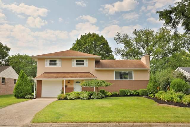 439 Ridgedale Drive N, Worthington, OH 43085 (MLS #221028051) :: Exp Realty