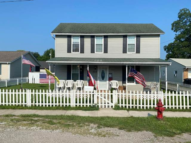 339 Long Street, Ashville, OH 43103 (MLS #221028077) :: Ackermann Team