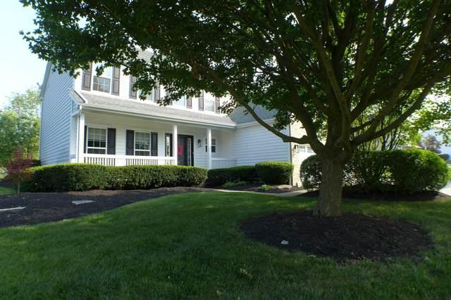 9352 Big Bear Avenue, Powell, OH 43065 (MLS #221028083) :: Signature Real Estate