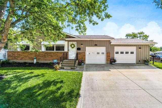 60 Eastgate Avenue, West Jefferson, OH 43162 (MLS #221028084) :: The Raines Group