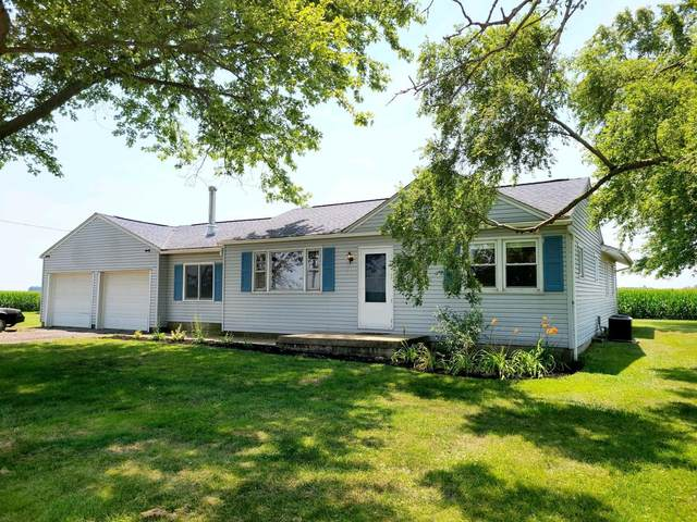 429 Wilson Silcott Road, Washington Court House, OH 43160 (MLS #221028097) :: The Gale Group