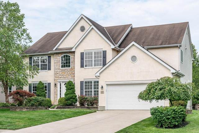 2481 Roe Drive, Lewis Center, OH 43035 (MLS #221028115) :: Core Ohio Realty Advisors