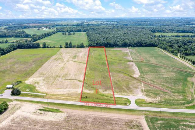 0 State Route 245 F, Marysville, OH 43040 (MLS #221028119) :: LifePoint Real Estate