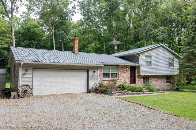 5403 County Road 110, Mount Gilead, OH 43338 (MLS #221028128) :: The Holden Agency