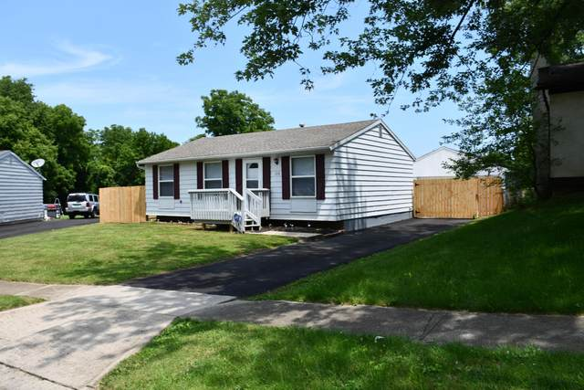 1618 Regents Hill Drive, Columbus, OH 43223 (MLS #221028130) :: The Tobias Real Estate Group