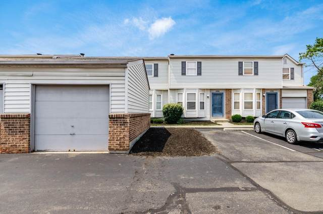 1096 Landings Loop #33, Columbus, OH 43085 (MLS #221028135) :: The Tobias Real Estate Group