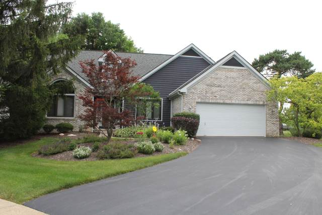 1189 Hickory Grove Court, Worthington, OH 43085 (MLS #221028144) :: The Tobias Real Estate Group