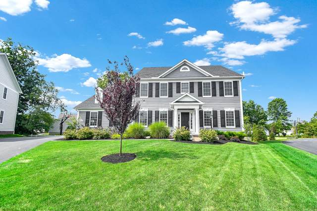 7005 Millbrook Farm Drive, New Albany, OH 43054 (MLS #221028149) :: The Tobias Real Estate Group