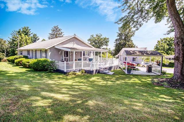 1360 Clay Street, Zanesville, OH 43701 (MLS #221028193) :: The Holden Agency