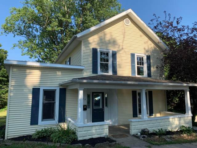 19 N Chestnut Street, Fredericktown, OH 43019 (MLS #221028206) :: Sam Miller Team
