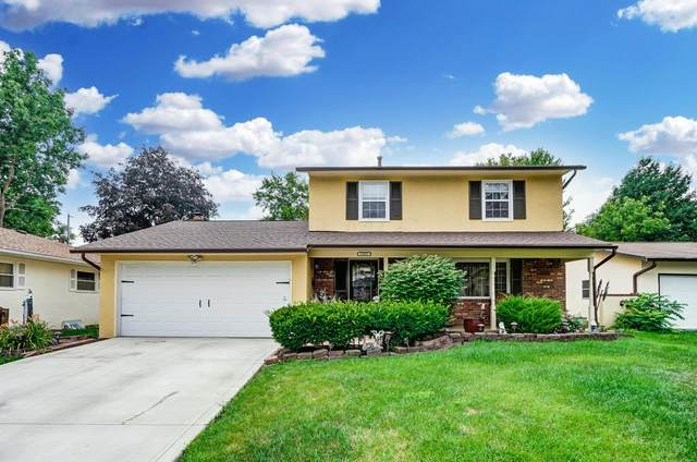 5265 Butternut Court W, Columbus, OH 43229 (MLS #221028250) :: Berkshire Hathaway HomeServices Crager Tobin Real Estate