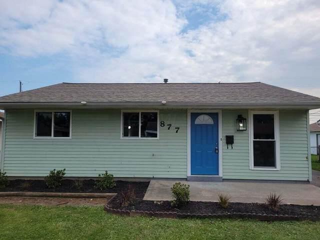 877 Bruckner Road, Columbus, OH 43207 (MLS #221028256) :: Signature Real Estate