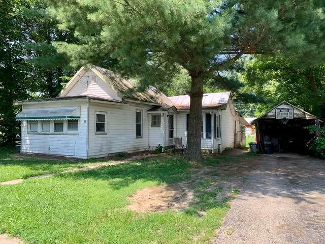 26 E North Street, Marengo, OH 43334 (MLS #221028265) :: The Holden Agency