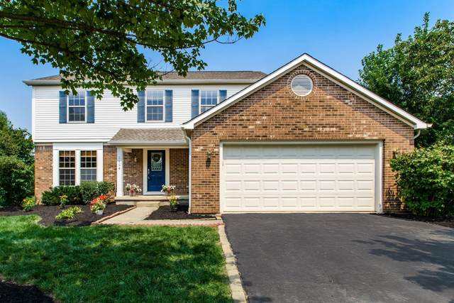 5424 Garnier Place, Westerville, OH 43081 (MLS #221028269) :: 3 Degrees Realty