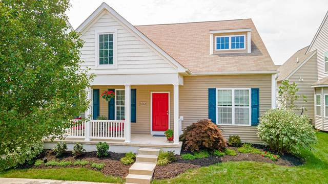 5741 Stearns Road, Dublin, OH 43016 (MLS #221028313) :: Signature Real Estate