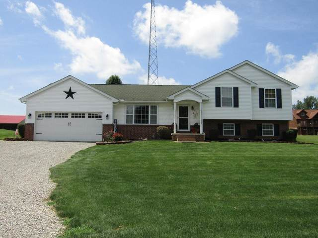 1551 County Road 5, Bellefontaine, OH 43311 (MLS #221028320) :: CARLETON REALTY