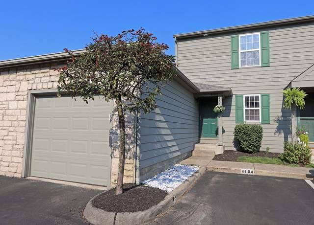 4104 Blendon Way Drive 98B, Columbus, OH 43230 (MLS #221028350) :: Berkshire Hathaway HomeServices Crager Tobin Real Estate