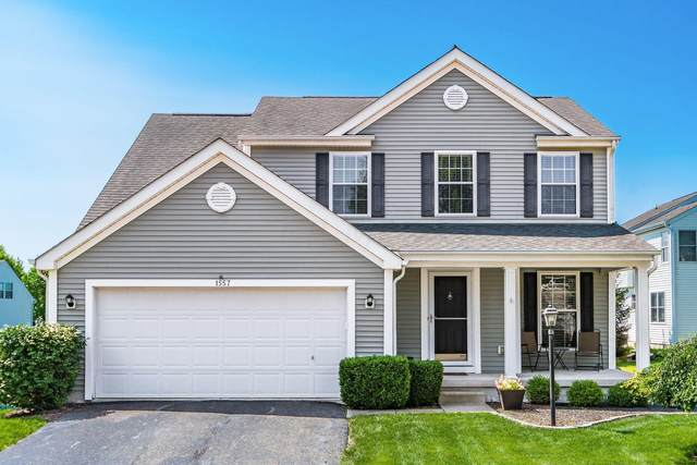 1557 Pheasant Run Drive, Newark, OH 43055 (MLS #221028379) :: Berkshire Hathaway HomeServices Crager Tobin Real Estate