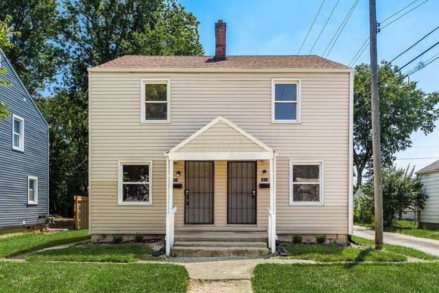 1671-1673 E Whittier Street, Columbus, OH 43206 (MLS #221028393) :: CARLETON REALTY