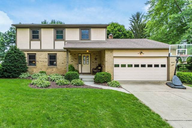 9357 Southchester Drive, Pickerington, OH 43147 (MLS #221028426) :: The Raines Group