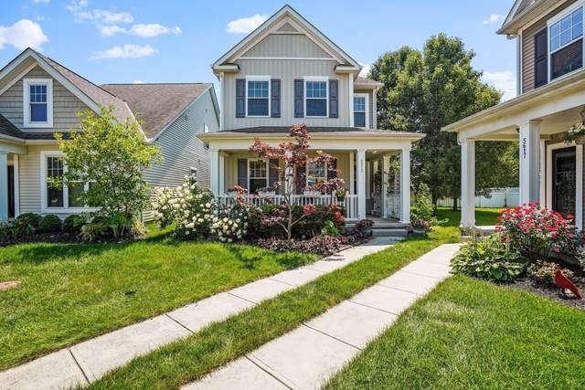 5613 Lantos Road, Dublin, OH 43016 (MLS #221028438) :: Signature Real Estate