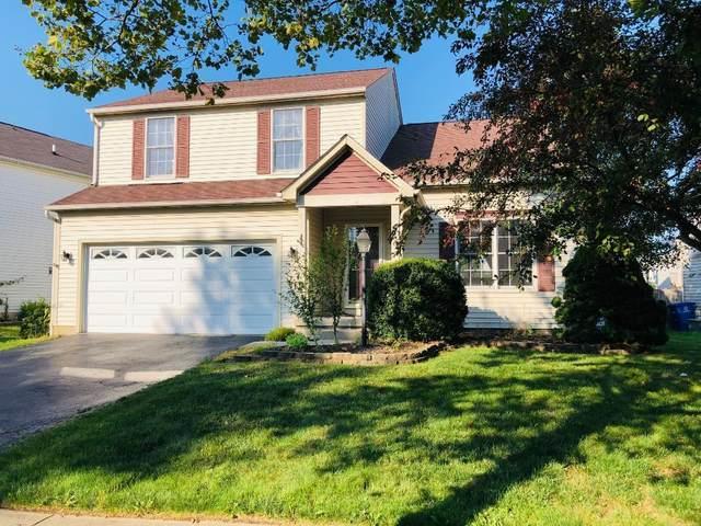 296 Galloway Ridge Drive, Galloway, OH 43119 (MLS #221028471) :: Signature Real Estate